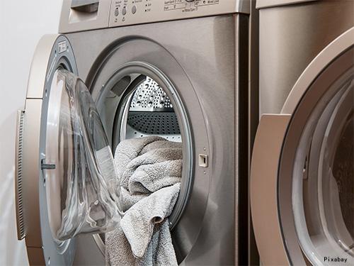 洗衣服500